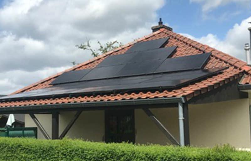 Nettoyage des panneaux photovoltaïques à Namur